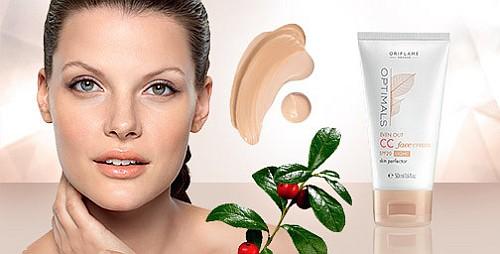 """Многофункциональный CC крем, выравнивающий тон кожи """"Защита и осветление"""""""