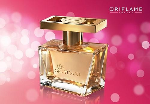 Роскошный флакон парфюмерной воды Miss Giordani - образец итальянской классики