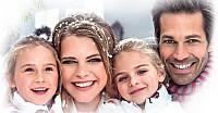 Рецепт семейного счастья: зарегистрироваться в Орифлейм!