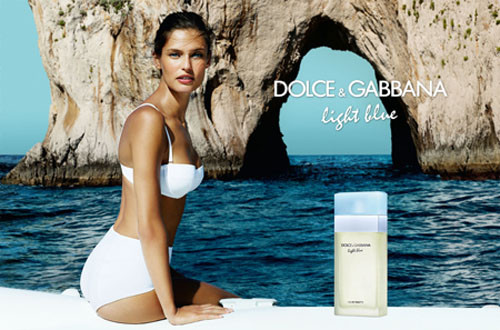 туалетная вода Light Blue от Dolce&Gabbana