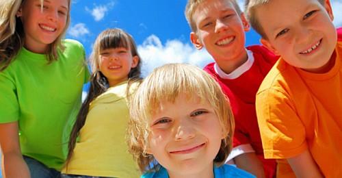 Витамины для детей Wellness Орифлейм