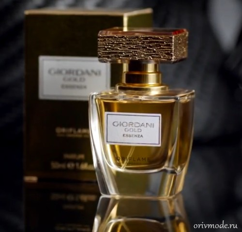 парфюмерный шедевр - Джордани Голд Essenza (код 31816)