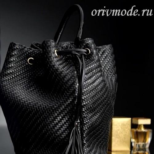 Подарок: дизайнерская сумка Giordani Gold (код 28710)
