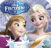 frozen oriflame disney