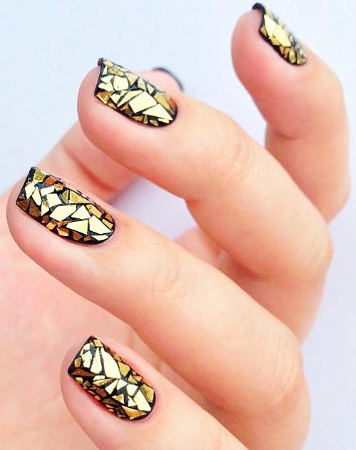 #Glassnails пример 5