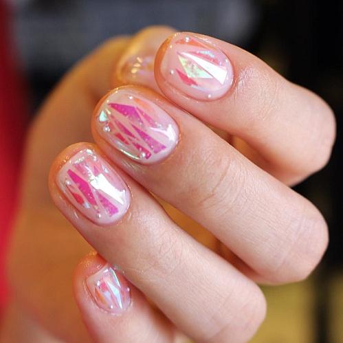 #Glassnails пример 8