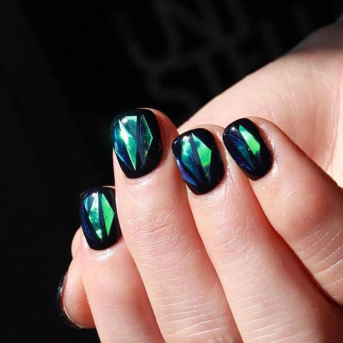 #Glassnails пример 4