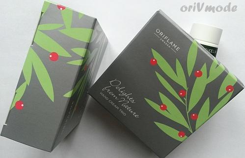 Набор Подарок природы упаковка