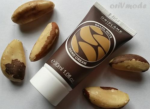 Крем для рук Brazil Nuts с маслом бразильского ореха
