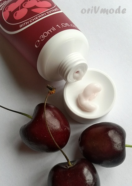Текстура крема для рук Cherry от Орифлейм