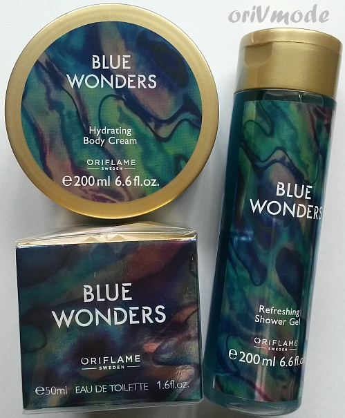 набор Blue Wonders от Орифлейм