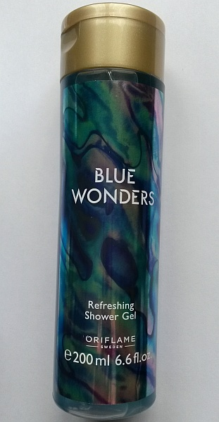 гель для душа Blue Wonders (код 32455)
