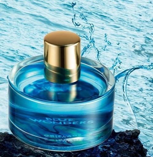 Туалетная вода Blue Wonders (код 32454)