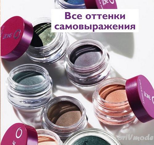 Кремовые тени The ONE Colour Impact