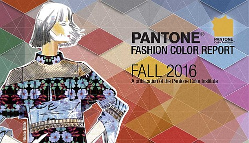 модные цвета осени 2016 по мнению Пантон