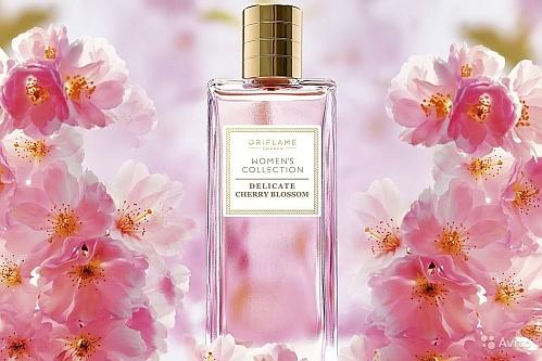 Delicate Cherry Blossom Oriflame