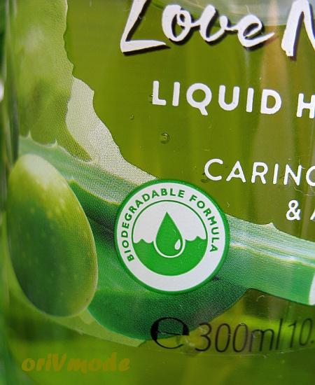 биоразлагаемая формула состава Olive Aloe