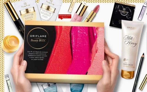 Oriflame Beauty Box#2