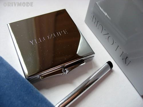 YLLOZURE – Тени для век SATINE