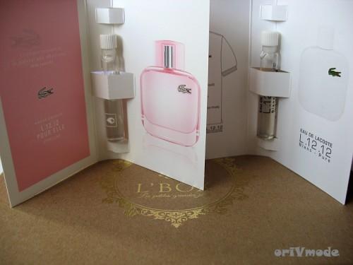 туалетные воды для мужчин и женщин от Лакост