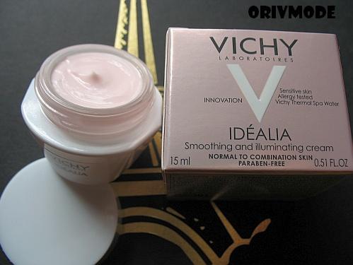 Vichy Дневной крем IDEALIA