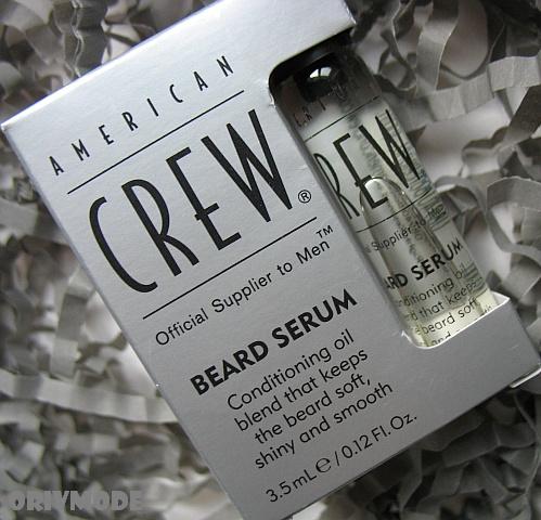 Сыворотка для ухода за бородой AMERICAN CREW